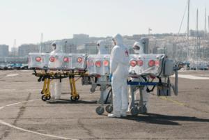 echipament medical pandemii